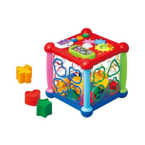 要出典 1歳 誕生日 プレゼント 男の子 ローヤル 知育でステップ ぱずるボックス