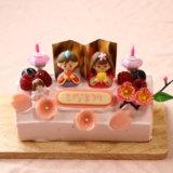 要出典 ひな祭り ケーキ ロールケーキ専門店クルル ひな祭り スイーツ ロールケーキ
