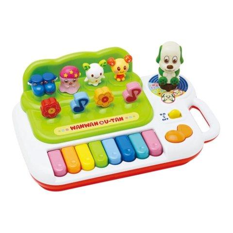 要出典 1歳 男の子 誕生日プレゼント ローヤル ワンワンとうーたんのいっしょにうたってピアノ