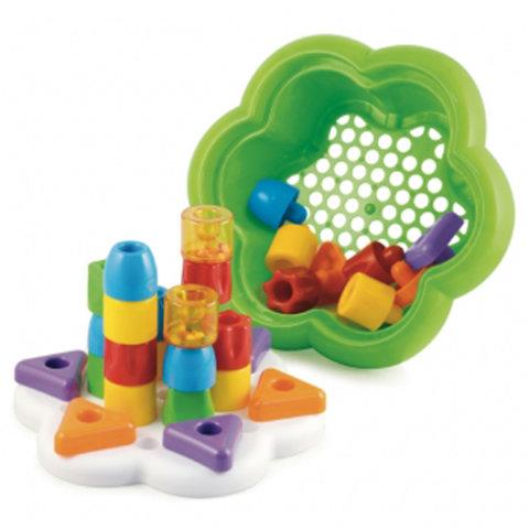要出典 1歳 男の子 誕生日プレゼント ボーネルンド ベビーブロック・デイジーボックス