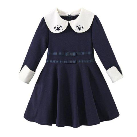 要出典 入園式 女の子 服装 フォーマルワンピース