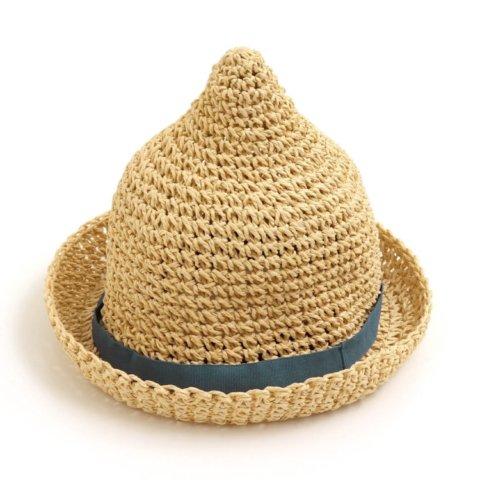 要出典 ベビー帽子 アプレレクール とんがりベビーペーパーハット
