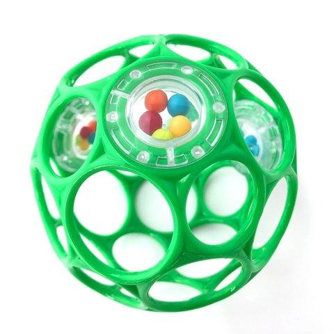 要出典 0歳 知育 おもちゃ オーボール ラトル 1