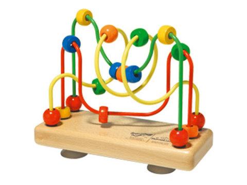 要出典 0歳 知育 おもちゃ ジョイトーイ ルーピング ウーギー 1