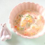 ヨーグルトのサラダ 中期前半 離乳食(アイキャッチ)