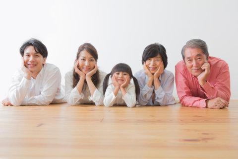 家族 祖父母