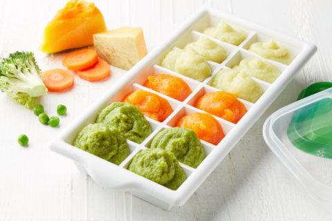 野菜 ペースト 冷凍 製氷皿