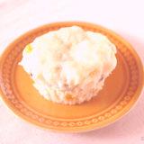 ヨーグルト蒸しケーキ 離乳食 完了期 ホットケーキミックス