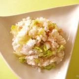 レタスとツナのチャーハン 離乳食から大人料理 完了期 離乳食(アイキャッチ)