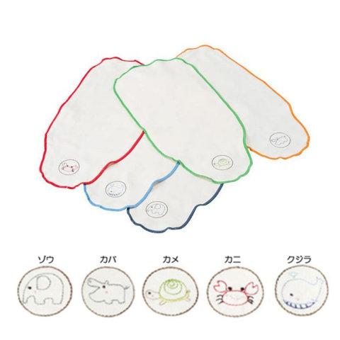 要出典 汗取りパッド 赤ちゃん 日本製 無添加ダブルガーゼ 汗取りパット 5枚組