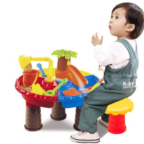 要出典 水遊び おもちゃ 10. VeroMan どこでも 砂遊び 水遊び サンドテーブルセット