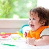 離乳食中期 赤ちゃん(アイキャッチ)