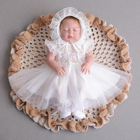 要出典 お食い初め 赤ちゃん 服装 ドリームビルダー セレモニードレス