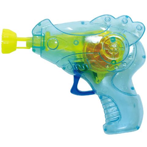 要出典 光るおもちゃ フラッシュフィッシュバブルガン