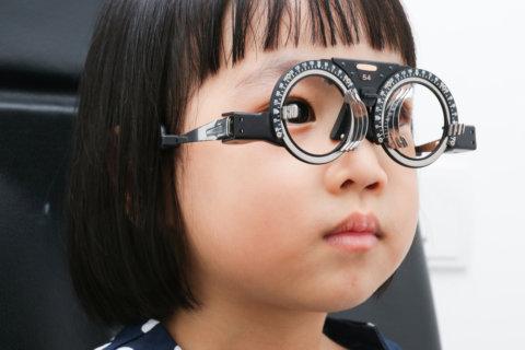 視力検査 眼科 弱視