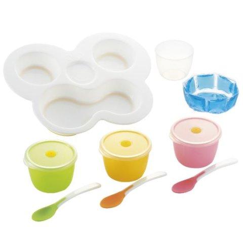 要出典 離乳食 食器 リッチェル トライシリーズ ND 離乳食スタートセット