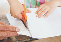 miku転載 コピー用紙と牛乳パックで、手作り紙グライダーを飛ばそう!