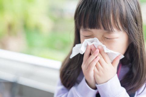子ども 鼻 鼻水 風邪