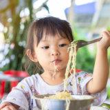 1歳2歳 女の子 フォーク