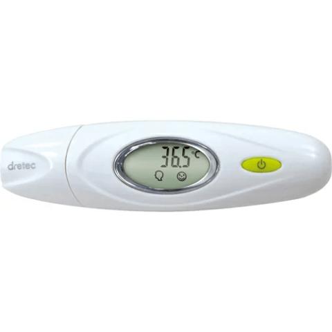 要出典 赤ちゃん体温計 ドリテック 体温計 赤外線 赤ちゃん おでこ 耳 TO-300