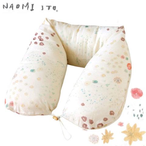 要出典 妊婦の抱き枕 ナオミイトウママ&ベビークッション ロングフレックス アメザイク