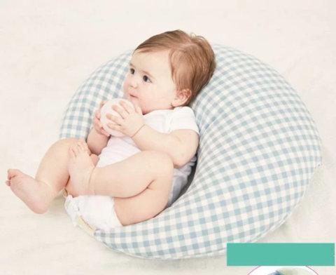 要出典 妊婦 抱き枕 抱き枕 マザークッション チェック柄