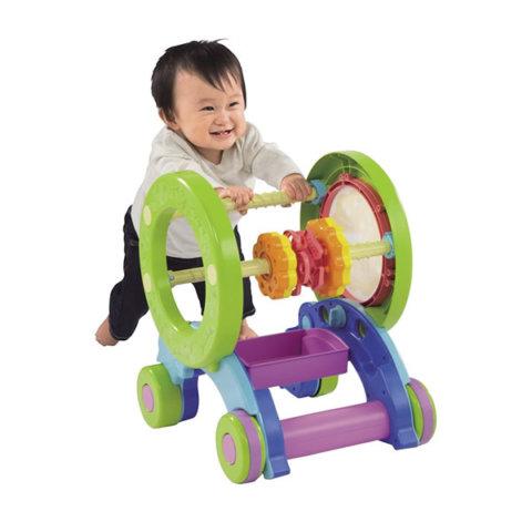 要出典 0歳 1歳 知育玩具 ピープル アクティブ知育ローラー