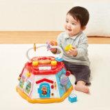 要出典 0歳 1歳 知育玩具 アンパンマン おおきなよくばりボックス