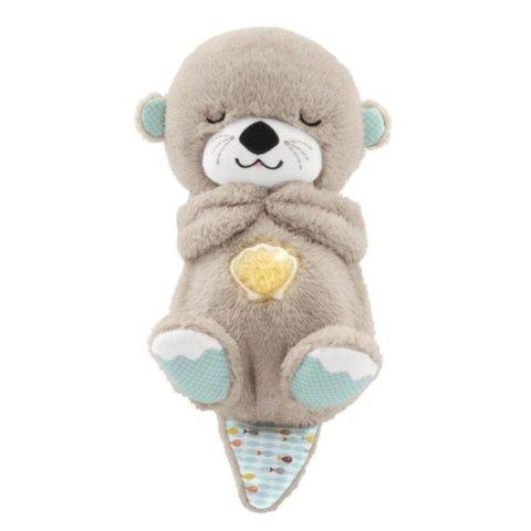 要出典 新生児のおもちゃ マテル フィッシャープライス おやすみラッコ