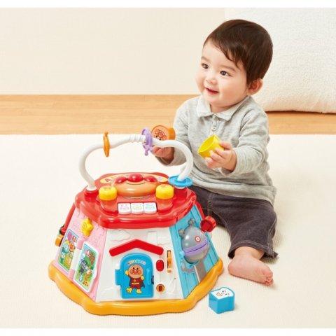 要出典 1歳 おもちゃ アンパンマン おおきなよくばりボックス