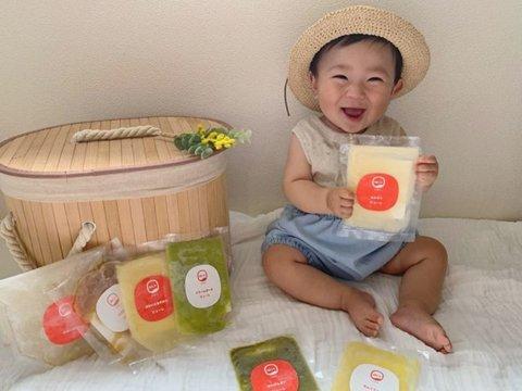 baby体験 8m_rinyusyoku w_fam0922babyさん