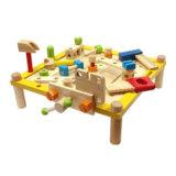 要出典 3歳おもちゃ アイムトイ社 カーペンターテーブル