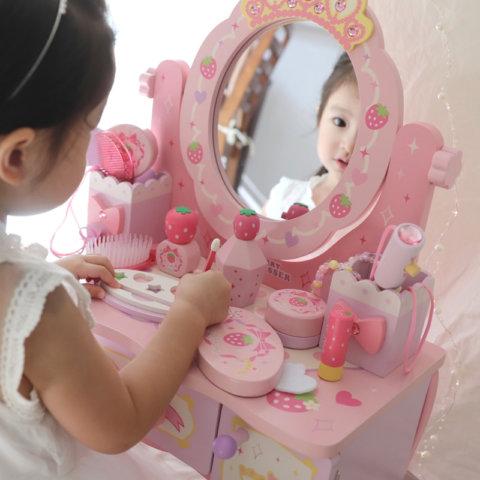 要出典 3歳 おもちゃ 女の子 マザーガーデン 野いちごティアラドレッサー