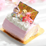 要出典 ひな祭り ケーキ 洋菓子のミロ ひな祭り 雛ロール