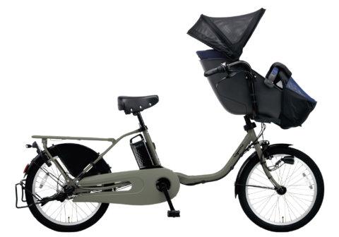 要出典 子供乗せ自転車 パナソニック ギュット・クルーム・DX
