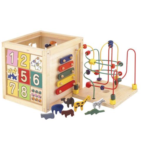 要出典 数字のおもちゃ エド・インター 森のあそび箱