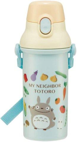 要出典 子供用 水筒 スケーター 子供用プラスチック水筒となりのトトロやさい色