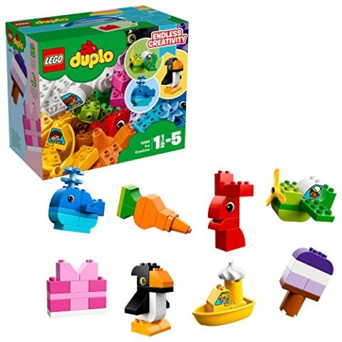 要出典 レゴブロック レゴ デュプロ デュプロのいろいろアイデアボックス 10865