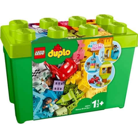 要出典 レゴブロック レゴ デュプロ デュプロのコンテナ スーパーデラックス 10914
