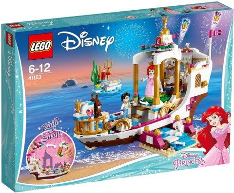 要出典 レゴブロック レゴ ディズニー プリンセス アリエル 海の上のパーティ 41153