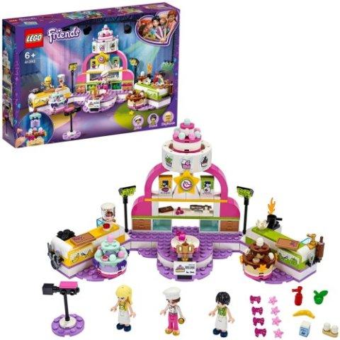 要出典 レゴブロック レゴ フレンズ フレンズのお菓子作りコンテスト 41393