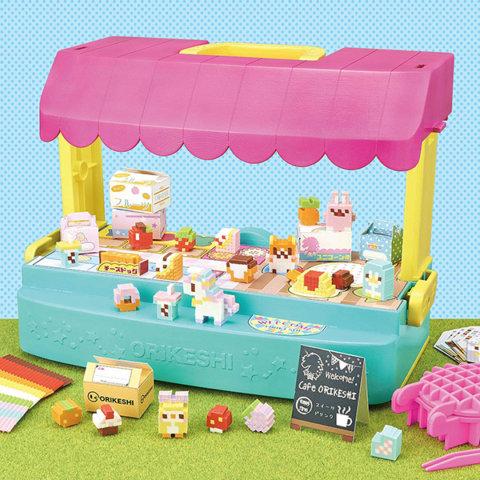 要出典 女の子 おもちゃ オリケシマルシェ DXボックスセット