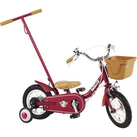要出典 2歳の自転車 ピープル いきなり自転車 12インチ
