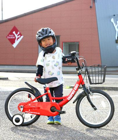 要出典 3歳 自転車 GRAPHIS GR16 子供用自転車 14インチ
