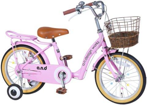 要出典 3歳 自転車 a.n.design works up14 子供用自転車