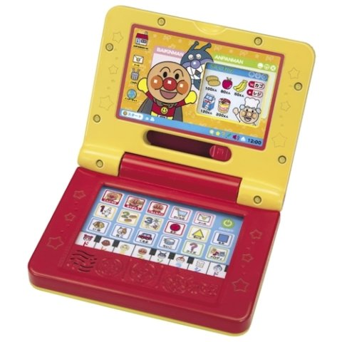 要出典 パソコン おもちゃ バンダイ アンパンマン パソコンだいすきミニ
