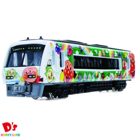 要出典 電車のおもちゃ アガツマ ダイヤペット アンパンマン列車 グリーン