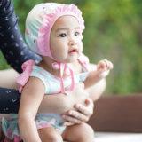 夏 赤ちゃん 女の子 水着 プール 海