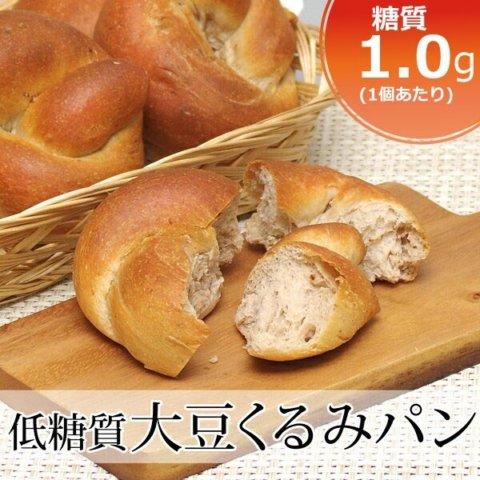 要出典 薬膳DELI 低糖質大豆くるみパン